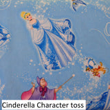 Princess Fabric Range