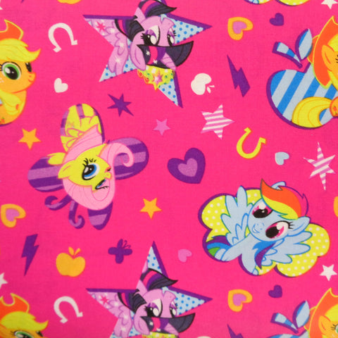 My Little Pony Fabric Range