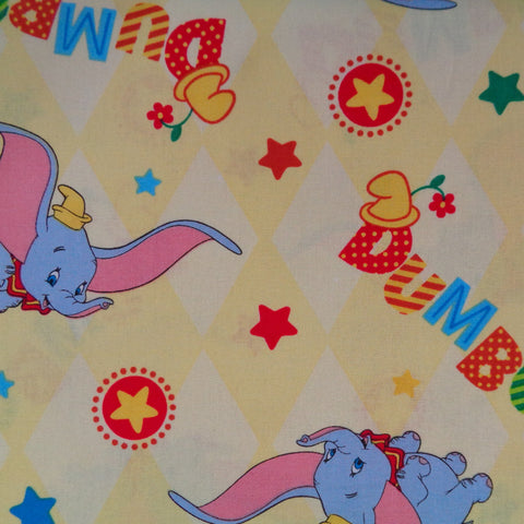 Dumbo Fabric Range