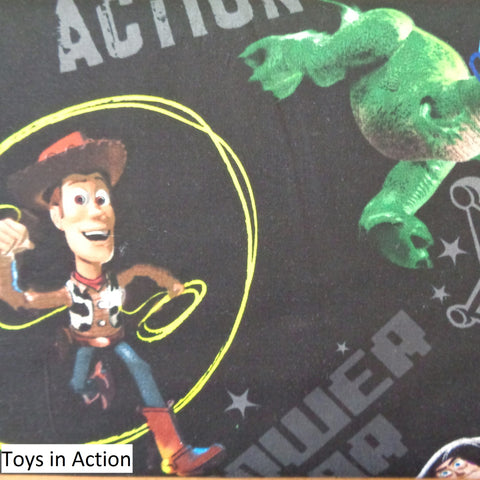 Toy Story Fabric Range