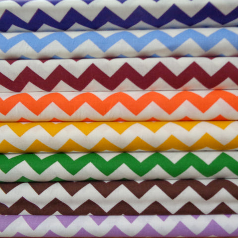 Chevron Fabric Range