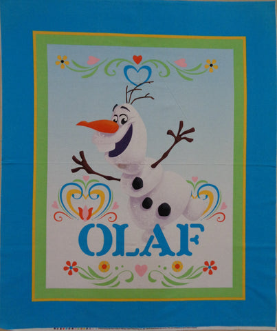 Olaf Frozen Panel