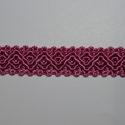 Trim 15mm pink WS36