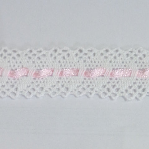 Lace Trim 20mm WS74