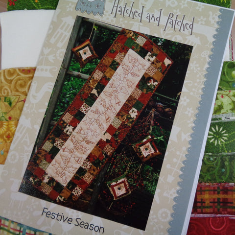 Festive Season Tablerunner Kit
