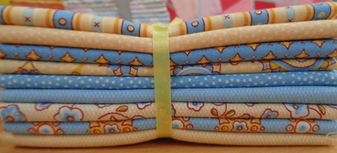 9 Prairie Yard Goods Fat Quarters