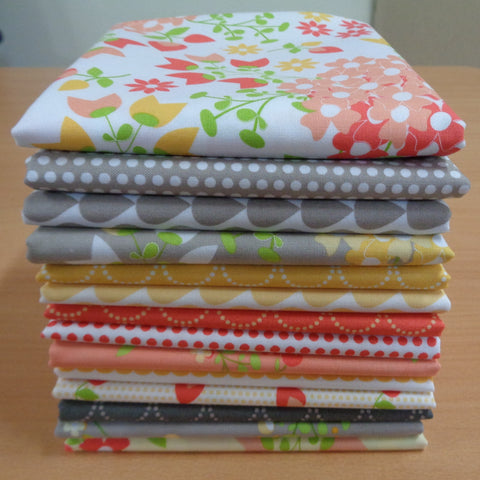14 Fat Quarters Moda 'Sundrops'  by Corey Yoderl.