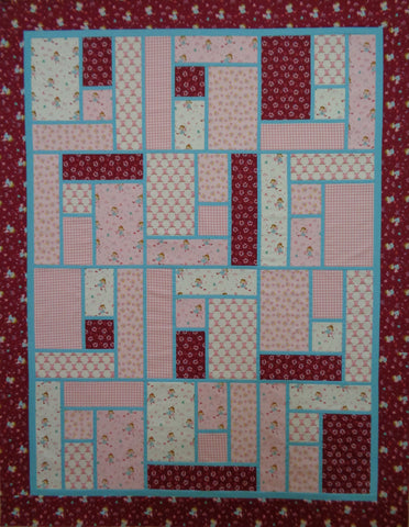 Whimsical Quilt Kit Howdy