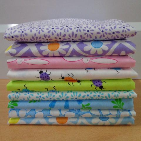 9 Moda Frolic Fat Quarters