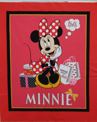 Minnie Mouse Panel 4