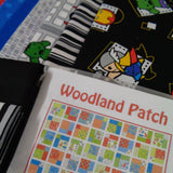 Woodland Patch Quilt Kit - Marvel