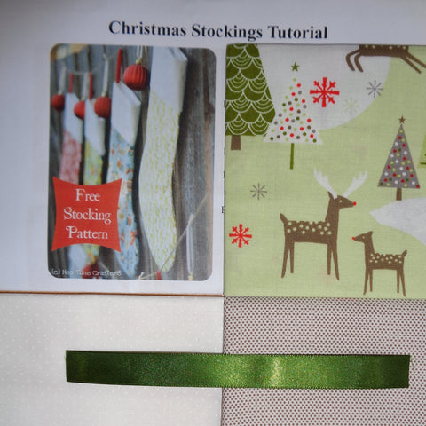 Christmas Stocking Kit 3