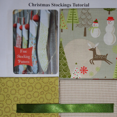 Christmas Stocking Kit 6