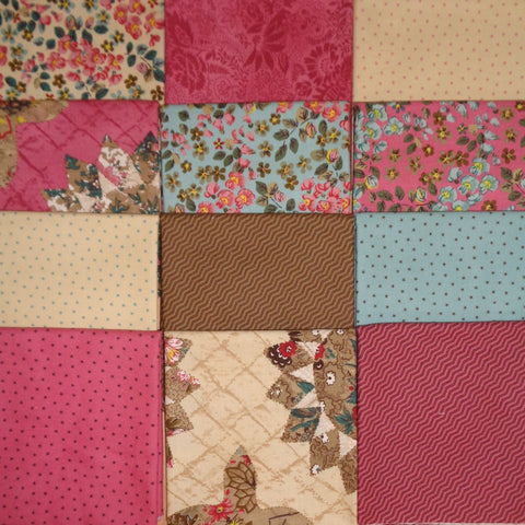 12 Color Daze Fat Quarters