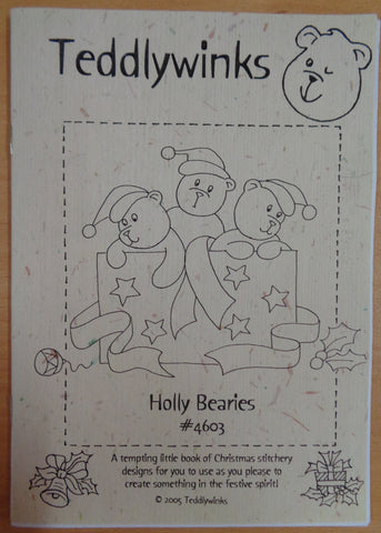 Holly Bearies #4603