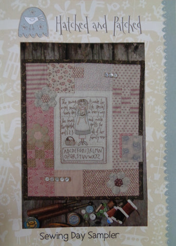 Sewing Day Sampler