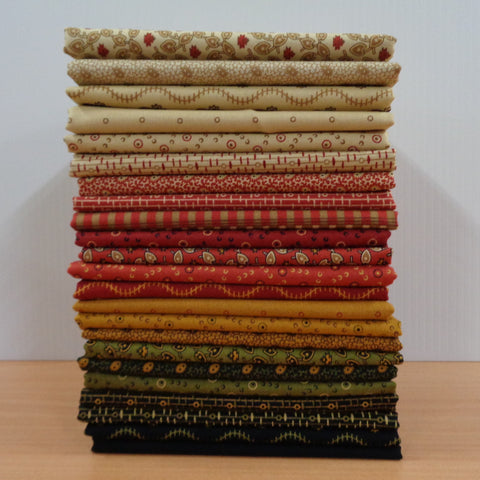 23 New Hope Fat Quarters