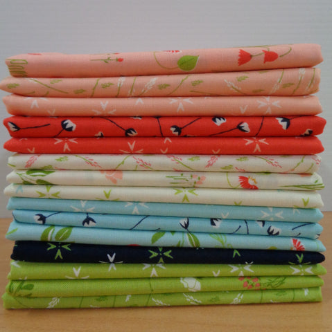 15 The Front Porch Fat Quarters