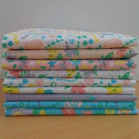 9 Dayview CCC Fat Quarters