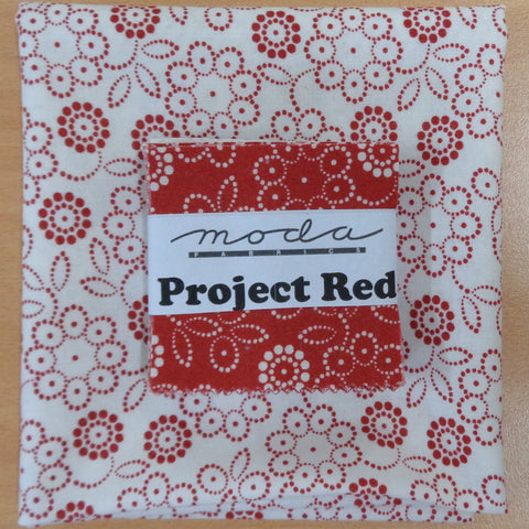 Project Red Mini Charms plus FQ
