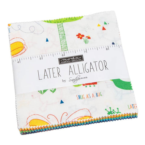 Later Alligator Charm Squares