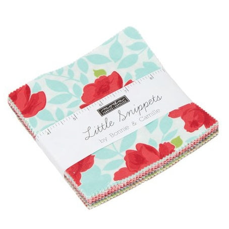Little Snippets Charm Squares