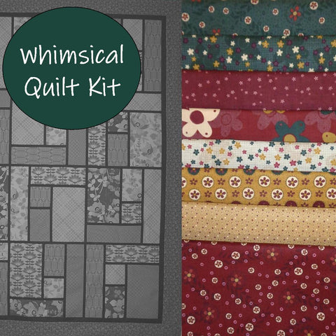 Whimsical Quilt Kit