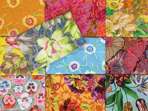 5m of Kaffe Fassett collective fabrics