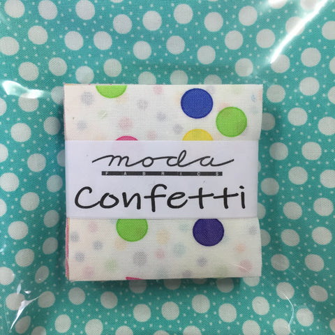 Confetti Mini Charms plus FQ