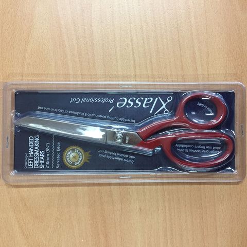 Klasse Dressmaking Shears 210mm (LEFT HANDED)
