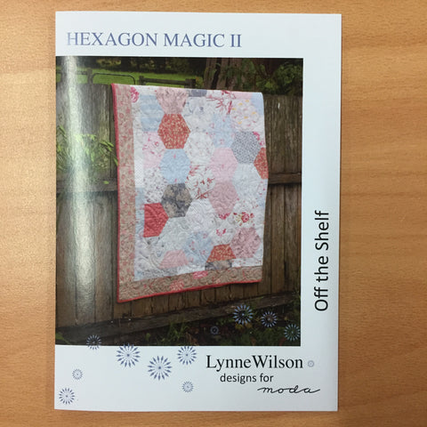 Hexagon Magic II Quilt Pattern