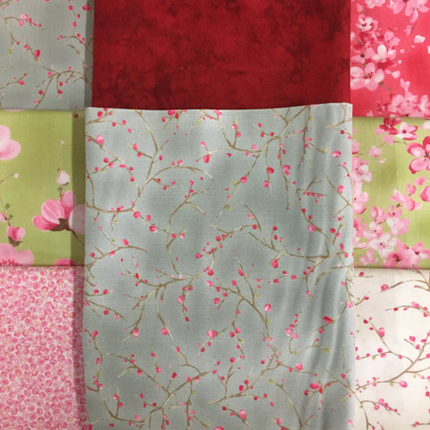 Whimsical Quilt Kit Sakura 4
