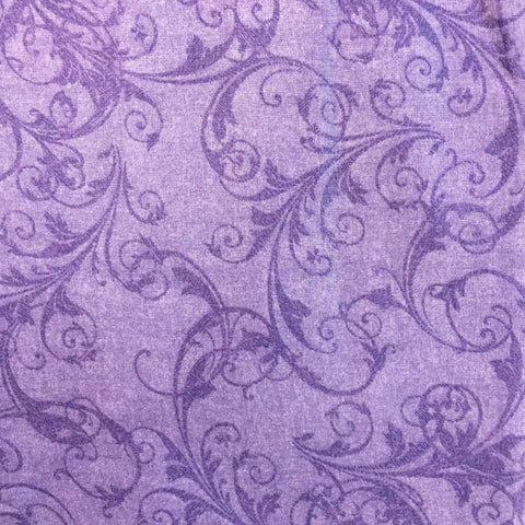 EOB Wide backing Purple - 1.35m