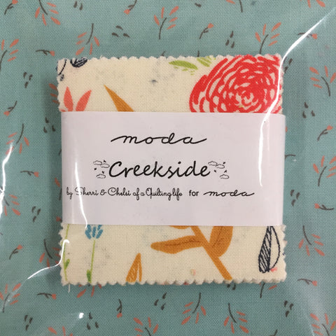 Creekside Mini Charms plus FQ