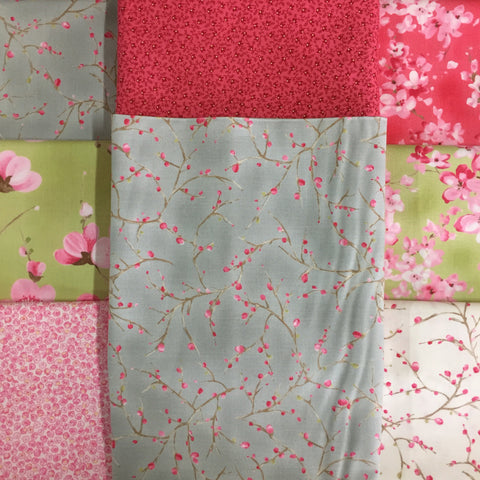 Whimsical Quilt Kit Sakura 3