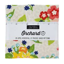 Orchard Charm Squares