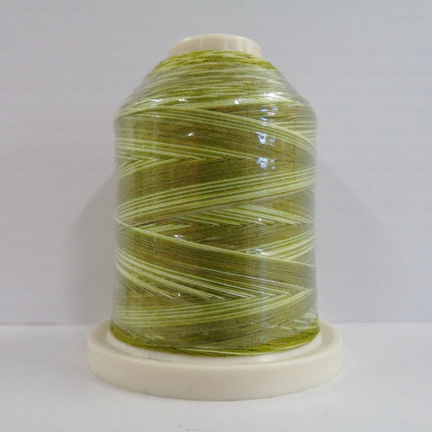 Signature Verigated 100% cotton 700 yds SM84 Limey Limes