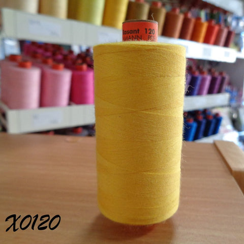 Rasant Thread 1000m  - X0120 Yellow