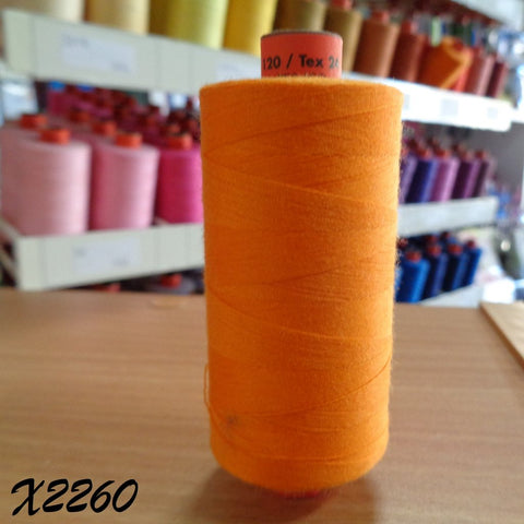 Rasant Thread 1000m  - X2260 Orange