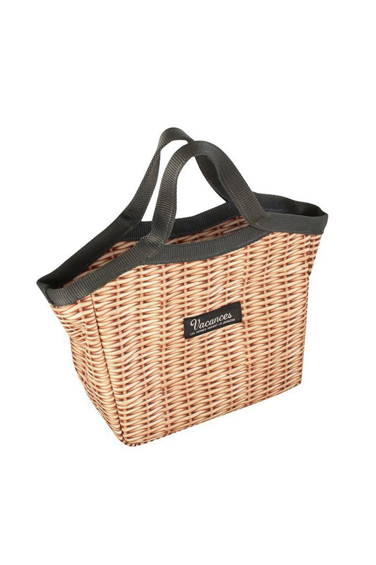 Picnic Lunch Bag with Cutlery