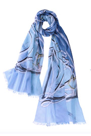 Cheval Cashmere Printed Shawl