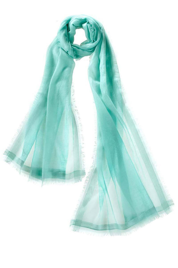 Finezza Cashmere Scarf - available in two colors
