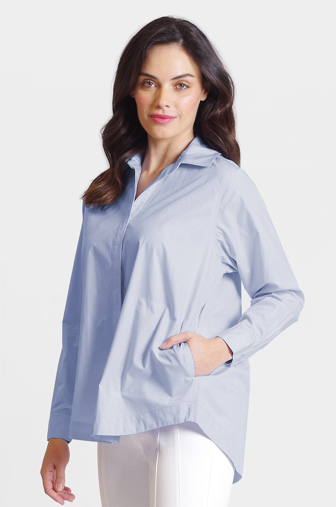 Bowie Cotton Blouse - available in three colors