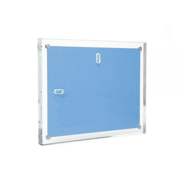 Lucite Magnetic Wall Frame - 11 x 14
