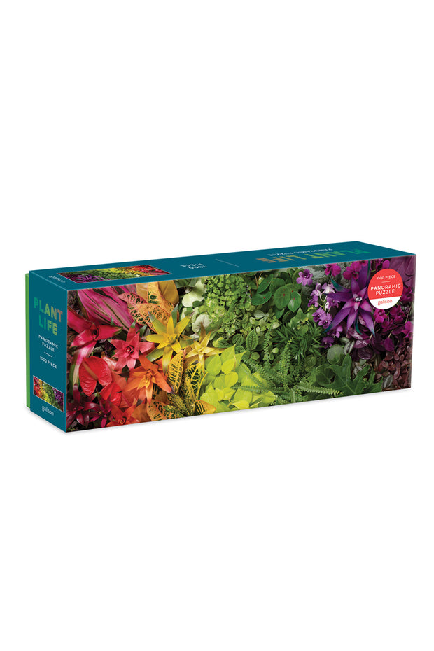 Panoramic Plant Life Puzzle