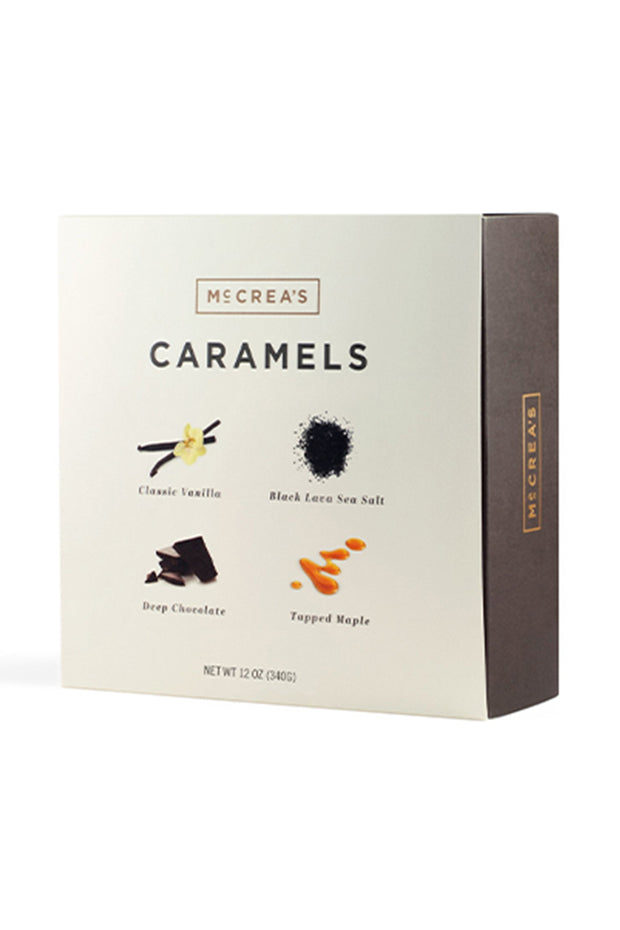 Caramel Party Box in 4 Flavors
