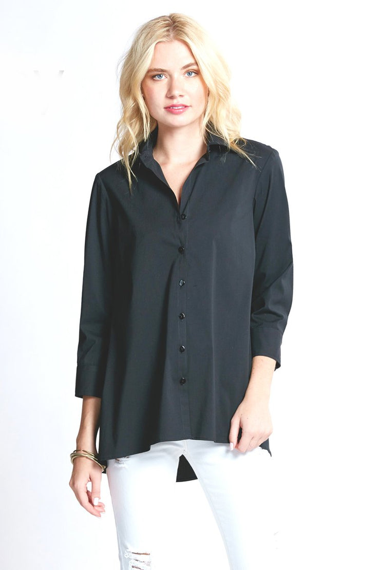 Finley Trapeze Finley Blouse - Available in Multiple Colors