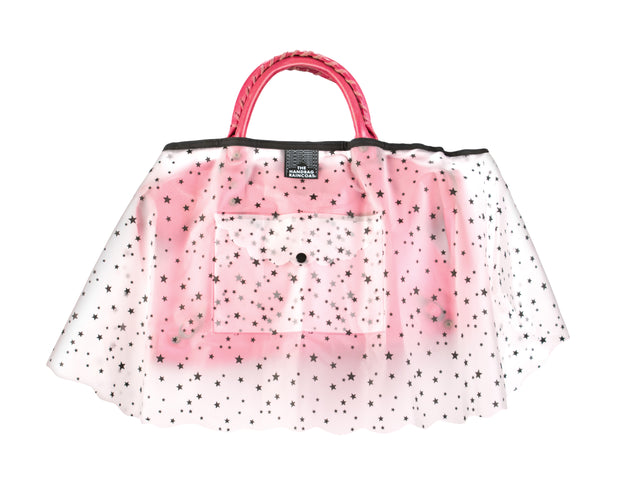 Handbag Raincoat with Pocket