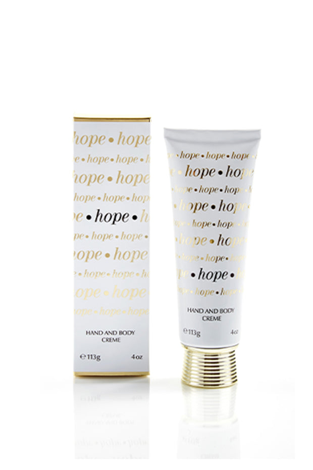 Hope Fragrance Body Creme