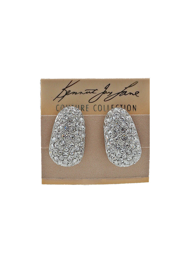 Kenneth Jay Lane Thumbnail Earring - available in two styles